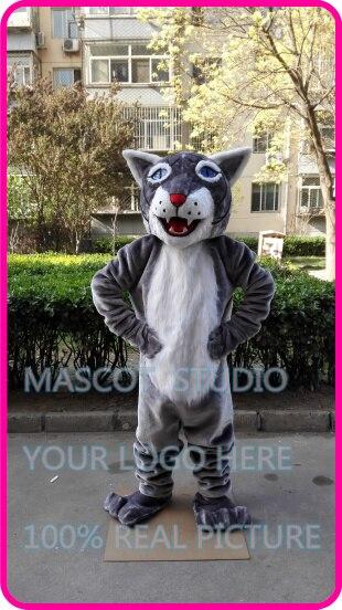 Customade Zebra Cosplay high quality fancy dress Mascot Costume wild animal