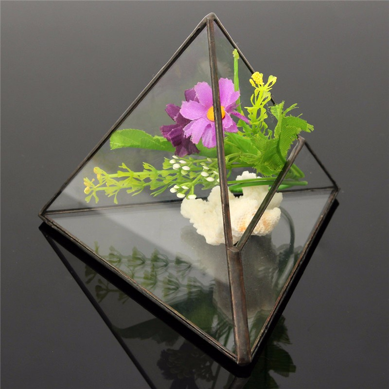 Online kaufen gro handel terrariums plants aus china for Blumentopf glas