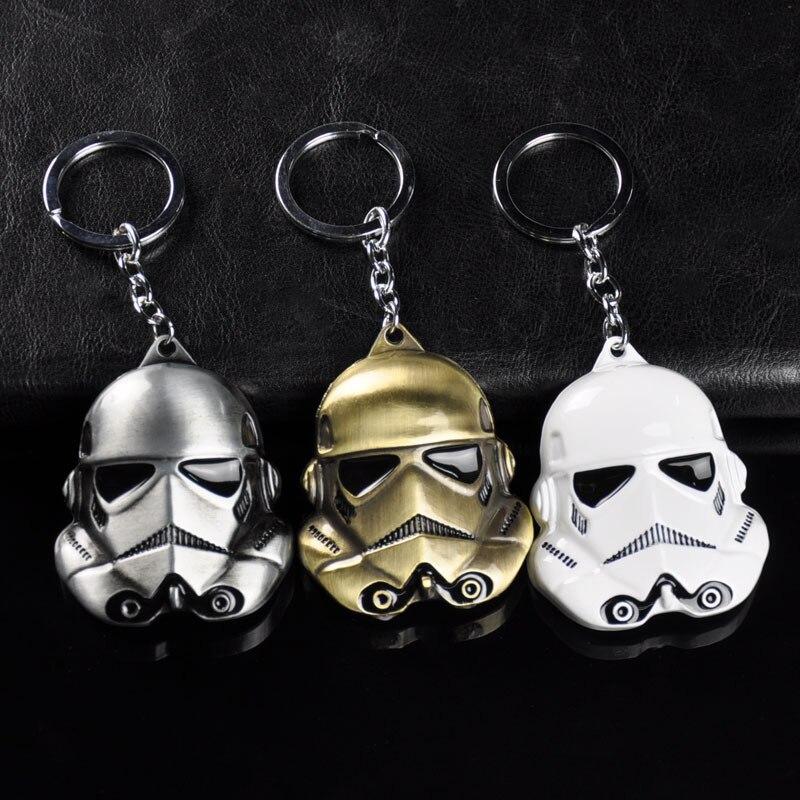 Star game, black-and-white Samurai car key ring metal pendant ...