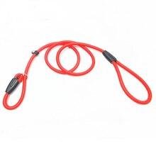 Pet-Supplies Dog-Leash Training P-Chains Traction 1pcs Pet-Dog Black Blue Red New
