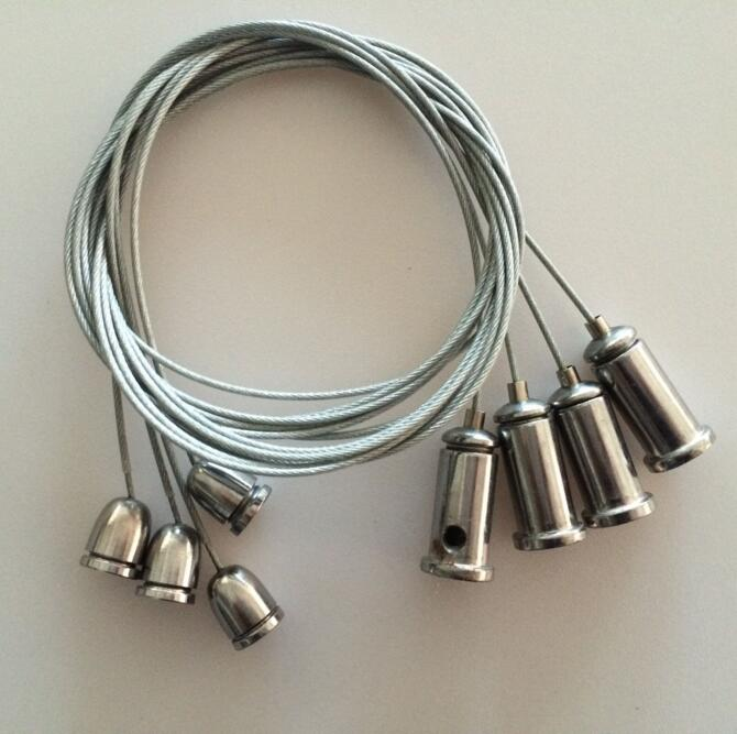 Hot Sale !!! 4 Wires/lot , For Lifting Various Panel Lights 300*300,300*600,300*1200,600*600 All Can Be Used,without Ceiling.