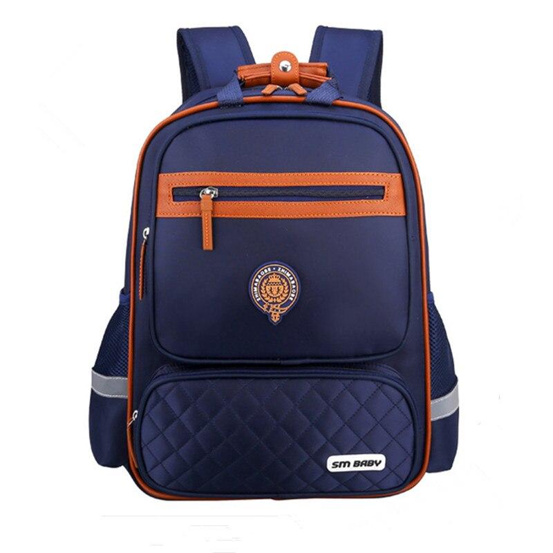 Waterproof Children School Bags Boys Girls Orthopedic Schoolbags Backpacks Kids Schoolbags Primary School Backpacks Kids Satchel
