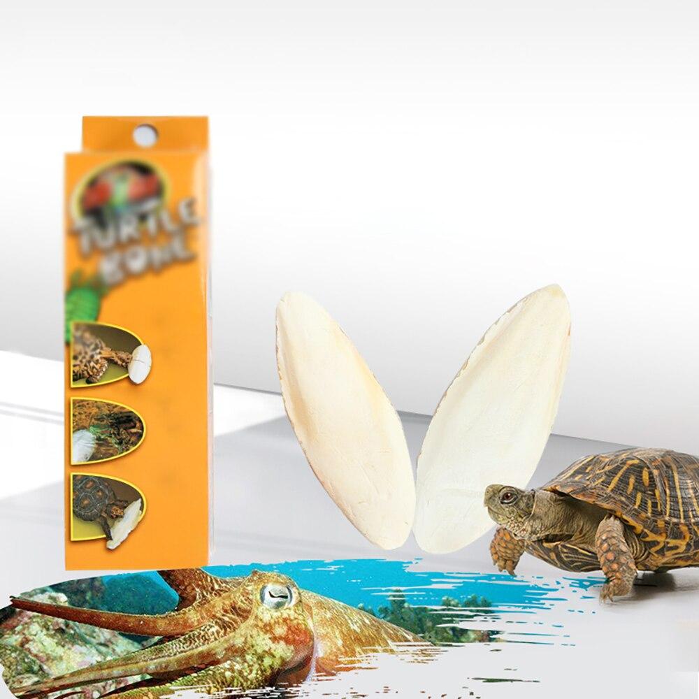 Cuttlefish Bone Natural Glutinous Calcium Hamster Parrot Bird Molar Toy