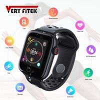 VERYFiTEK Z7 Smart Uhr Blutdruck Herz Rate Monitor IP67 Fitness Armband Uhr Frauen Männer Smartwatch für IOS Android-in Smart Watches aus Verbraucherelektronik bei