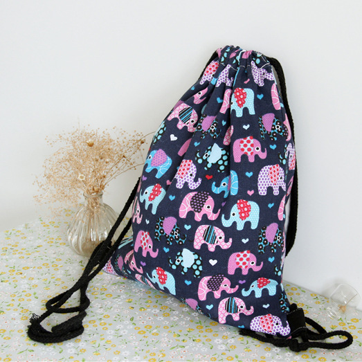 Baby Drawstring Bag Promotion-Shop for Promotional Baby Drawstring ...