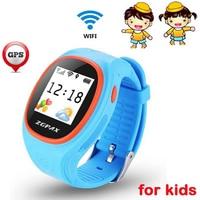 Screen ZGPAX S866 Kinder Smart Uhr GPS £ WIFI Bluetooth Smartwatch kurzwahl familie telefon