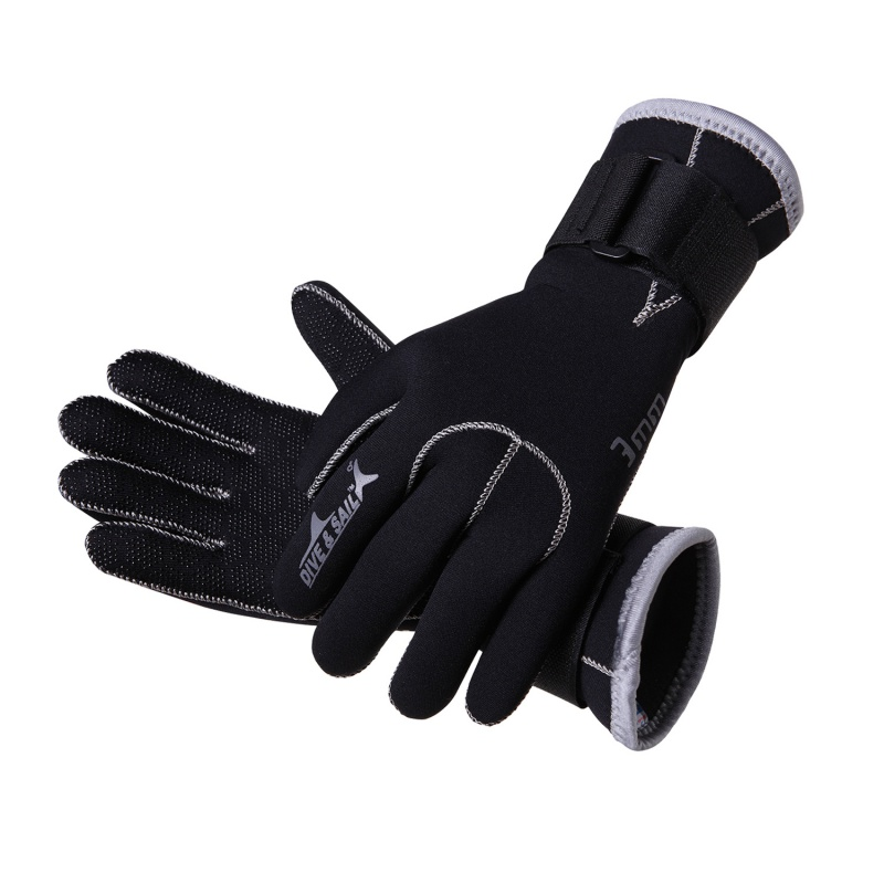 Scratch-resistant Drift Snorkeling Surf Gloves Snorkeling 3MM Neoprene Scuba Dive Gloves Swim Gloves Anti Scratch Keep Grinding