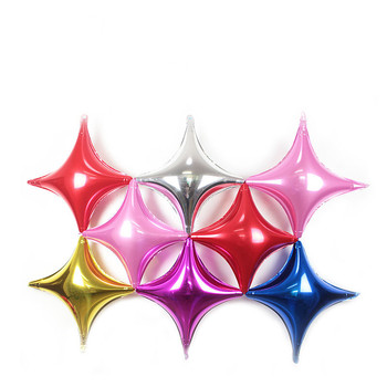 18 Inch Star Foil Balloons Happy Birthday Party Decorations Kids Wedding Party Decor Globos Party balao de festa mylar balloon image