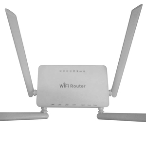 Image 2 - WE1626 Wireless WiFi Router For Usb Modem 300Mbps Openwrt System,Strongth Signal With 4 Aatennas Wifi Router with white color