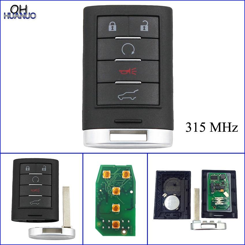 Aliexpress Com   Buy 5 Button Card Smart Remote Key Fob