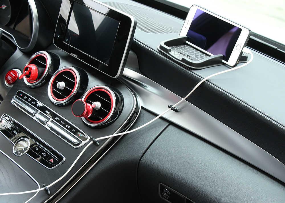 8pcs ลวดคลิปสติกเกอร์สำหรับ Volkswagen VW Golf 5 6 7 JETTA PASSAT B5 B6 B7 B8 MK4 MK5 MK6 Tiguan ด้วง POLO Bora T-ROC