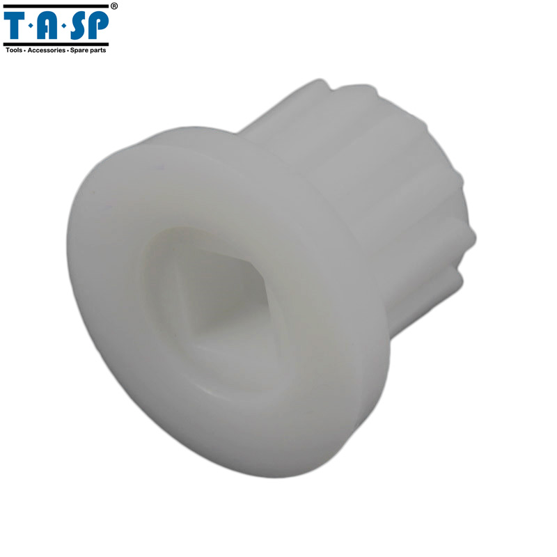 2pcs Meat Grinder Spare Parts Mincer Plastic gear Sleeve Screw For Bork Cameron bork t803