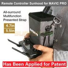 SunnyLife 4.7in 5.5in пульт дистанционного управления sunhood все-объемный смартфон навес с ремешком для DJI Spark Mavic Pro Mavic Air
