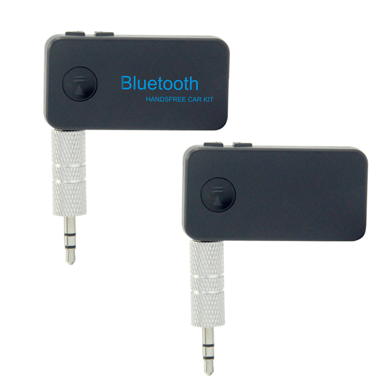 Universal 3.5mm Streaming A2DP Wireless Bluetooth 3.0 Car Kit Audio Music Receiver Adapter