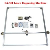 Free Shipto Russia No Tax LY M1 2500MW Blue Violet Laser Engraving Machine Mini DIY Laser