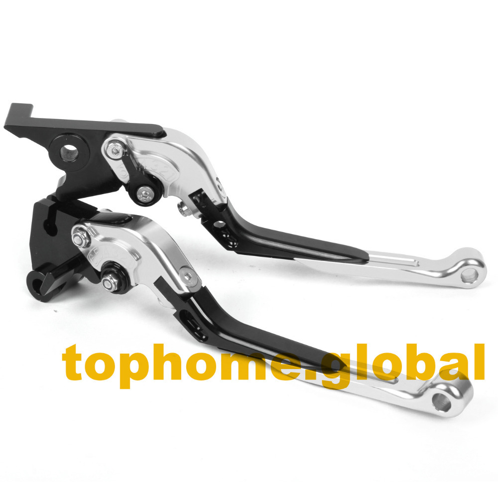 Motorbike <font><b>Accessories</b></font> Foldable&Extendable Brake Clutch Levers For <font><b>Triumph</b></font> <font><b>Bonneville</b></font>/SE/ <font><b>T100</b></font> 2006-2011 2007 2008 2009 2010 image