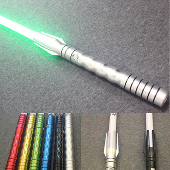 Luke Black Series Skywalker LightSaber Jedi Blue Vader Sword 100cm Electronic toy Light can be a slight collision Christmas gift