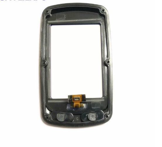 Latumab (100% identical use) Capacitive <font><b>Touchscreen</b></font> for Garmin Edge 810 GPS Bicycle stopwatch Touch screen digitizer panel image