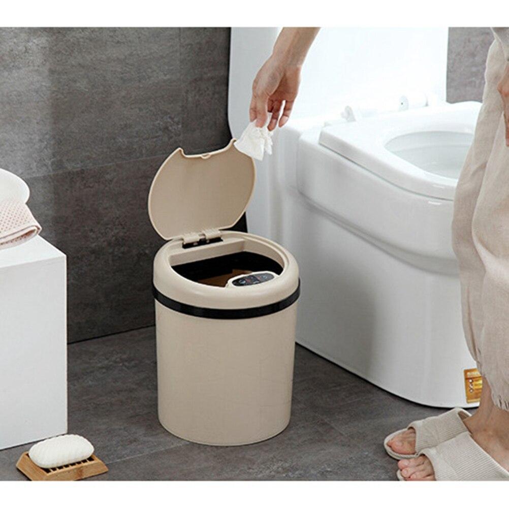 Poubelle Inductive poubelle automatique capteur intelligent cuisine salle de bains poubelle poubelle poubelle capteur poubelle