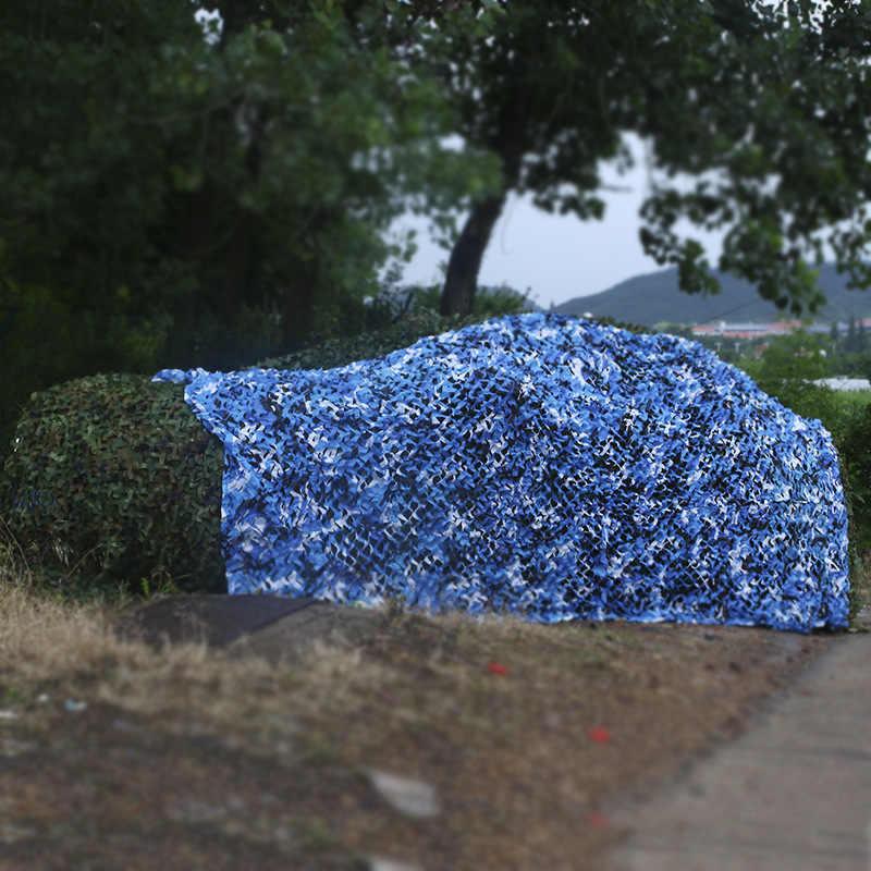 1x1 متر أكسفورد العسكرية التمويه الظل الأشرعة سيارة إخفاء شبكة تغطية الصيد التخييم في الهواء الطلق شبكة لمظلة الوقاية من الشمس شبكة المظلة خيمة للشاطئ