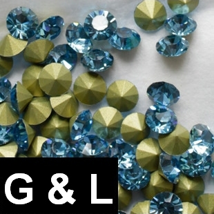 Ss11.5-ss25 Aquamarine Color Pointback Rhinestones Glass Material Beads Used For Jewelry Nail Art Decoration ss11 5 ss25 siam color pointback rhinestones glass material beads used for jewelry nail art decoration