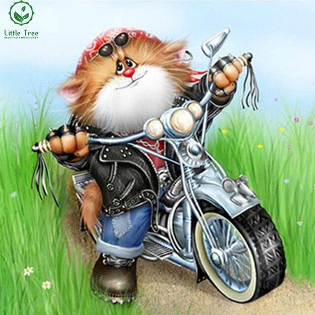 92 Gambar Gambar Kartun Naik Motor Terbaik