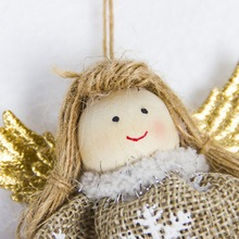 New Year Christmas Decorations for Home Santa Snowman Pendant Christmas Ornaments Merry Christmas Tree Decorations Chrismas Toys
