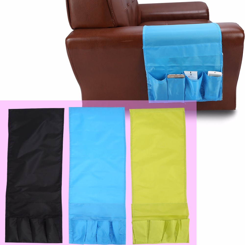 3 Colors Multi functional Couch Storage Pocket Sofa ...