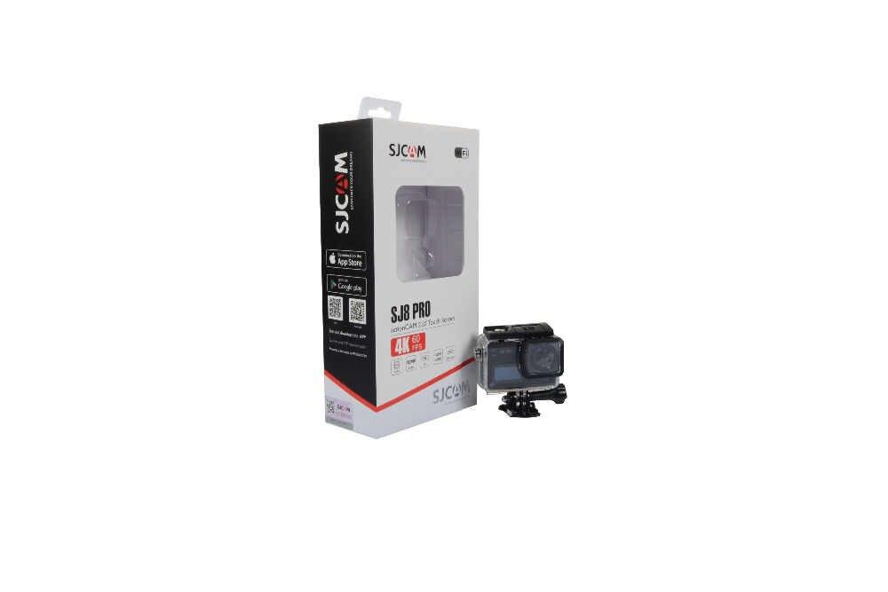 SJCAM SJ8 серия SJ8 Air & SJ8 Plus & SJ8 Pro 1290P 4K Экшн-камера wifi Пульт дистанционного управления Водонепроницаемая Спортивная DV