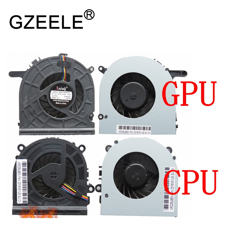 GZEELE new Laptop cpu cooling fan for Lenovo for IBM for ThinkPad B320 B320I B325 B325I B325R3 B32R3 All In One Desktop Computer