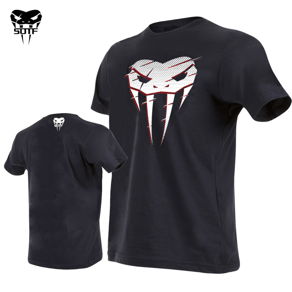 SOTF Mma Snake Head Survival Boxing Jerseys Boxing Sweatshirt Mma Men King Boxing Shorts Tiger Muay Thai T Shirt Mma Sauna Suit