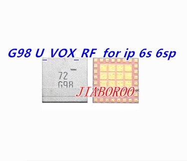 5pcs/lot Original and New DIVERSITY LNA IC U_VOX_RF G98 for iphone 6s 6splus on motherboard