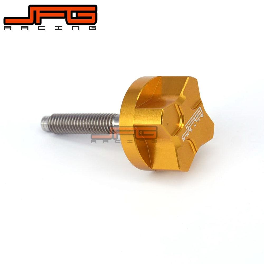 CNC Air Filter Screw Bolt For Yamaha YZ250F YZ450F YZ250FX YZ450FX WR250F WR450F