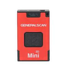 Generalscan GS M500BT 2D Imager Mini Bluetooth Barcode Scanner for Mobile Data Collection