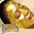 24K GOLD Active Face Mask Powder Brightening Luxury Spa Anti Aging Wrinkle Treatment Facial Mask 20g 0.91