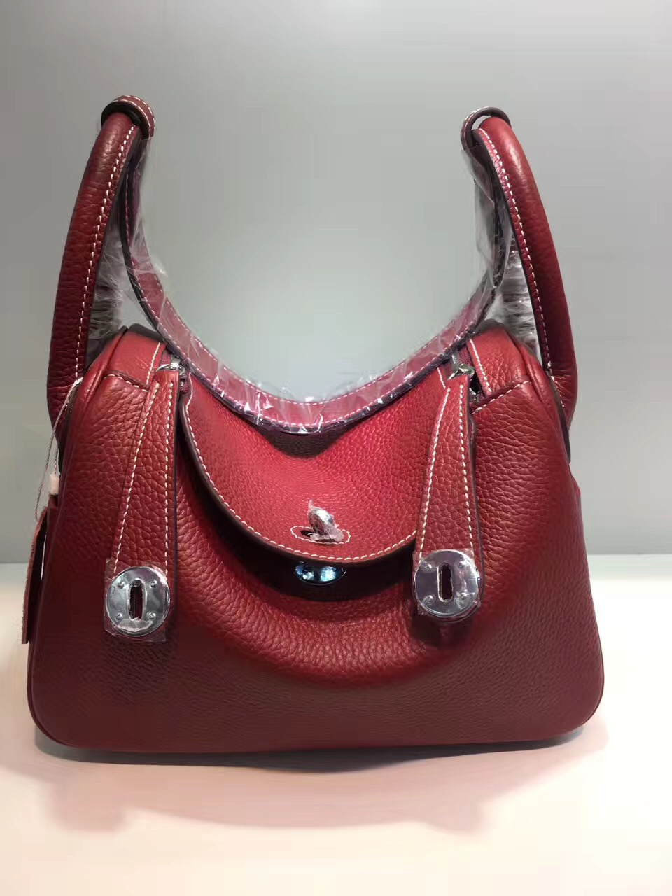 Kafunila luxury brand women handbags famous designer doctor bags 2018 genuine leather vintage shoulder crossbody bags for female