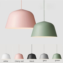Modern Nordic AMBIT Denmark Pendant Lights Aluminum Pendant Lamps Led Ceiling Fixture Restaurant Kitchen Light Pendant