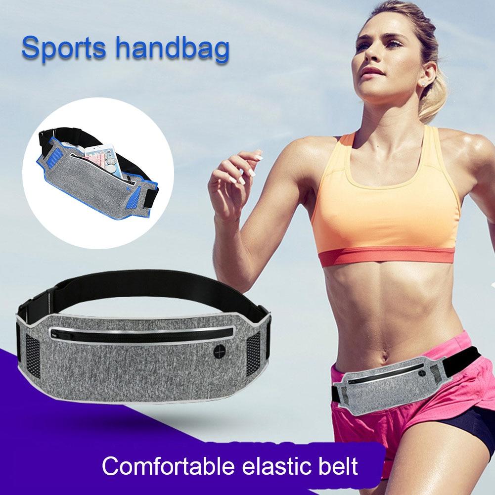 Waist Pack Cycling Outdoor Belt Pouch Phone Sports Belly Bum Bag Jogging Running