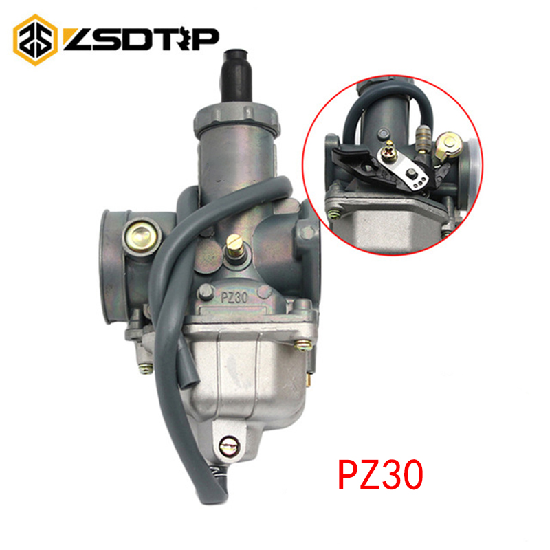 Automobiles & Motorcycles Atv,rv,boat & Other Vehicle Performance Oko Pwk 30 Mm Carburetor Power Carb Kit For 200 250 Cc Irbis Ttr250 Motorcycles Bike