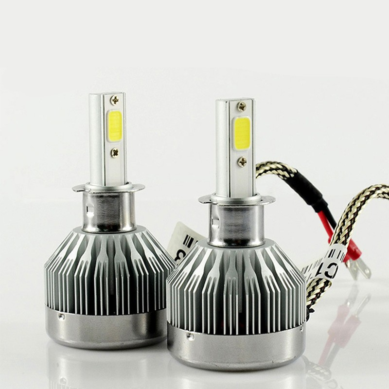 Car Accessories C1 High-brightness LED Car Headlights H1 Headlights H7LED Car Lights H3LED Headlights 9005 9006