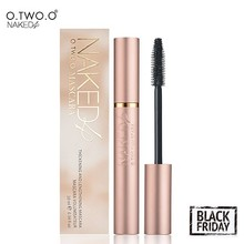 O.TWO.O Naked4 Hot Sale To Your Face Mascara Long Black Lash Eyelash Extension Eye Lashes Brush Makeup