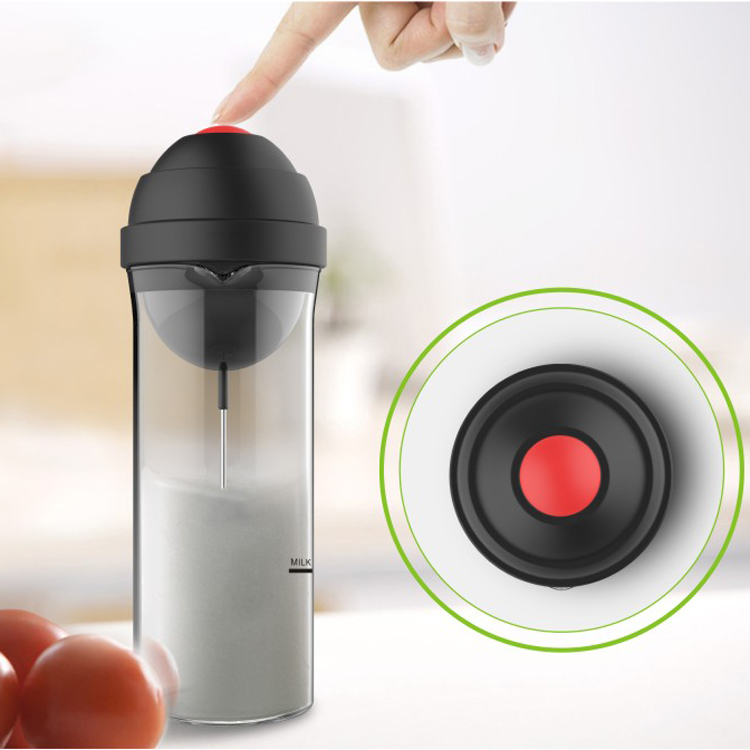 Cafeteras Nespresso Best Electric Coffee Milk Frother Foamer Steamer Machine Home Fancy Drink Foaming Mixer Dc3v 0.75w 400ml