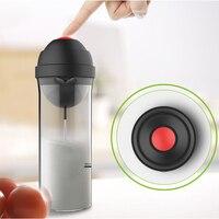 Package Post Electric Milk Bubble Device Milk Bubble Pot Home Fancy Coffee Milk Bubble Machine Mixer
