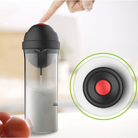 Package Post Electric Milk Bubble Device Milk Bubble Pot Home Fancy Coffee Milk Bubble Machine Mixer