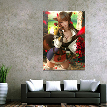 Home Decor Canvas 1 Piece Cute Sexy Anime The Rising of the Shield Hero Posters and Prints Painting Decoration Wall Picture