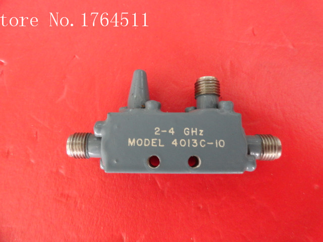 [BELLA] Narda 4013C-10 2-4GHz Coup:10dB SMA Directional Coupler
