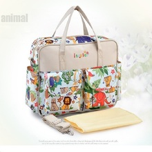 Multicolor stroller diaper bag high quality shoulder maternity mother multifunctional mummy bags baby