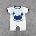Special treatment cute alliance short sleeve cotton baby clothes high quality newborn baby boy and girl jumpsuit infant clothing