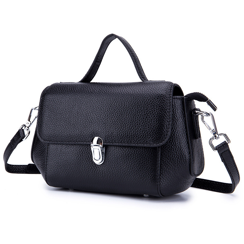 Bags for Women 2019 Genuine Leather Shoulder Bags Girl Crossbody Bags High Quality Female Mini Messenger Bag Handbag Tote DC375