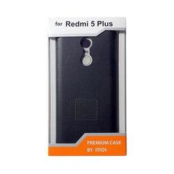 Чехол-накладка INOI Premium case для Xiaomi Redmi 5 Plus, PU